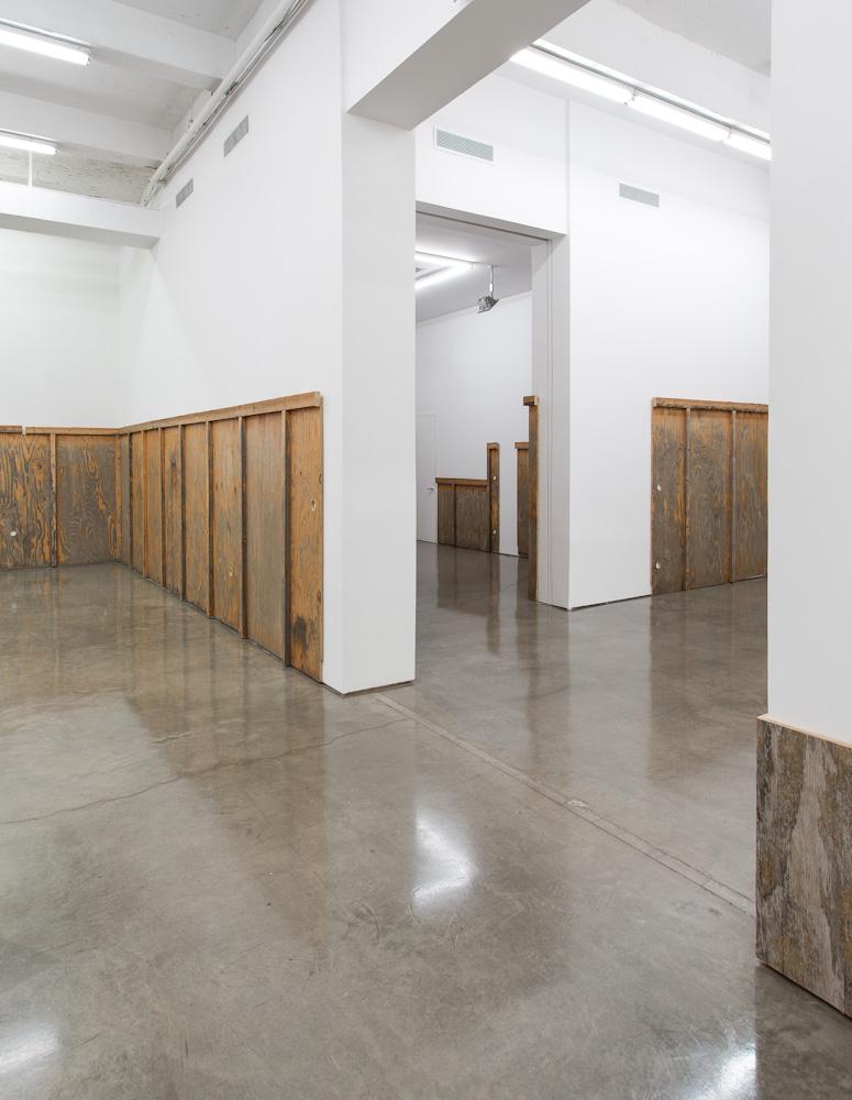 Galerie Neu at Gladstone Gallery, Installation view
