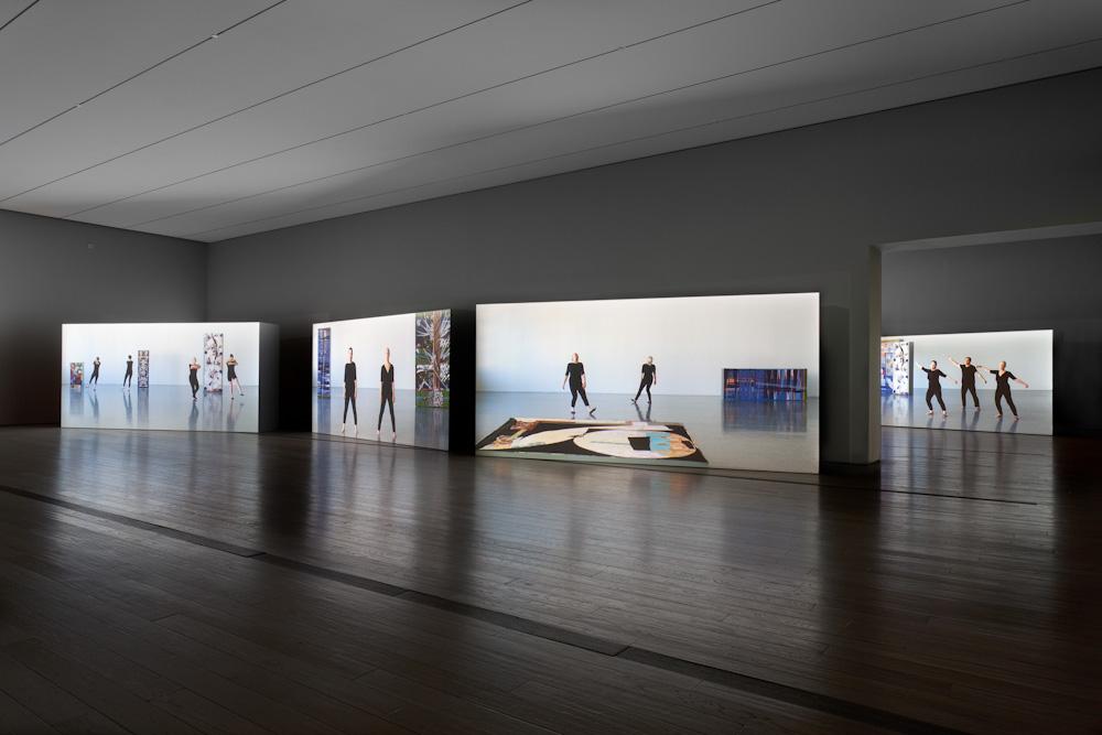 Sharon Lockhart, Installation View,
