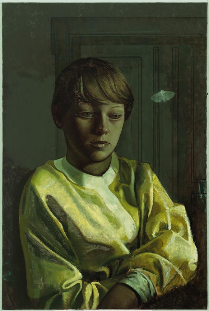 Victor Man, Untitled