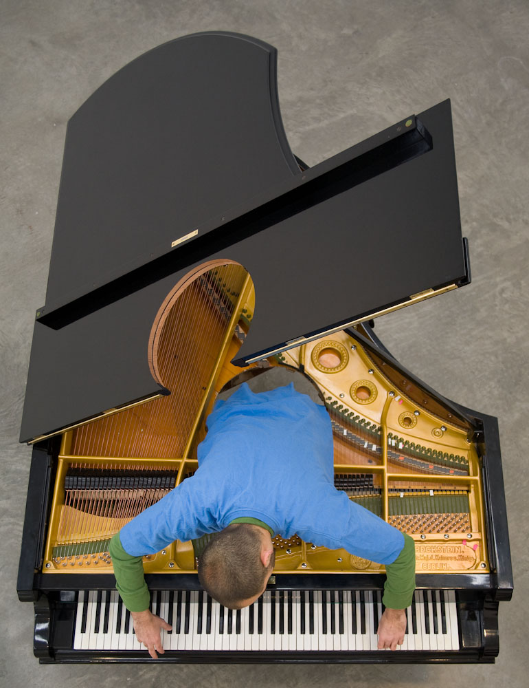 Allora & Calzadilla, Stop, Repair, Prepare: Variations on Ode to Joy for a Prepared Piano