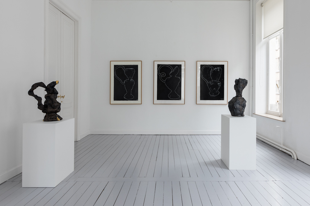 Andrew Lord, Installation view