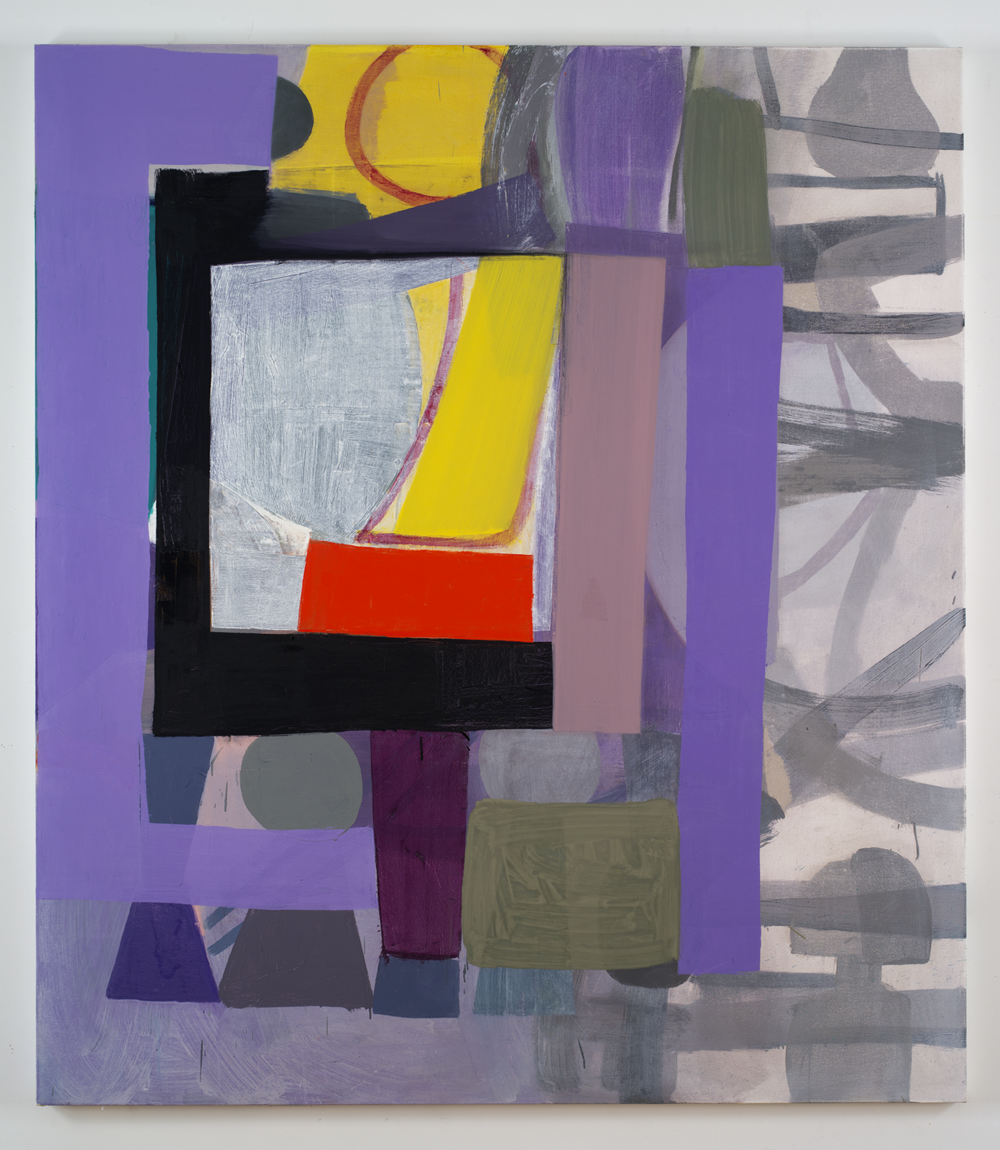 Amy Sillman, Untitled (Table)