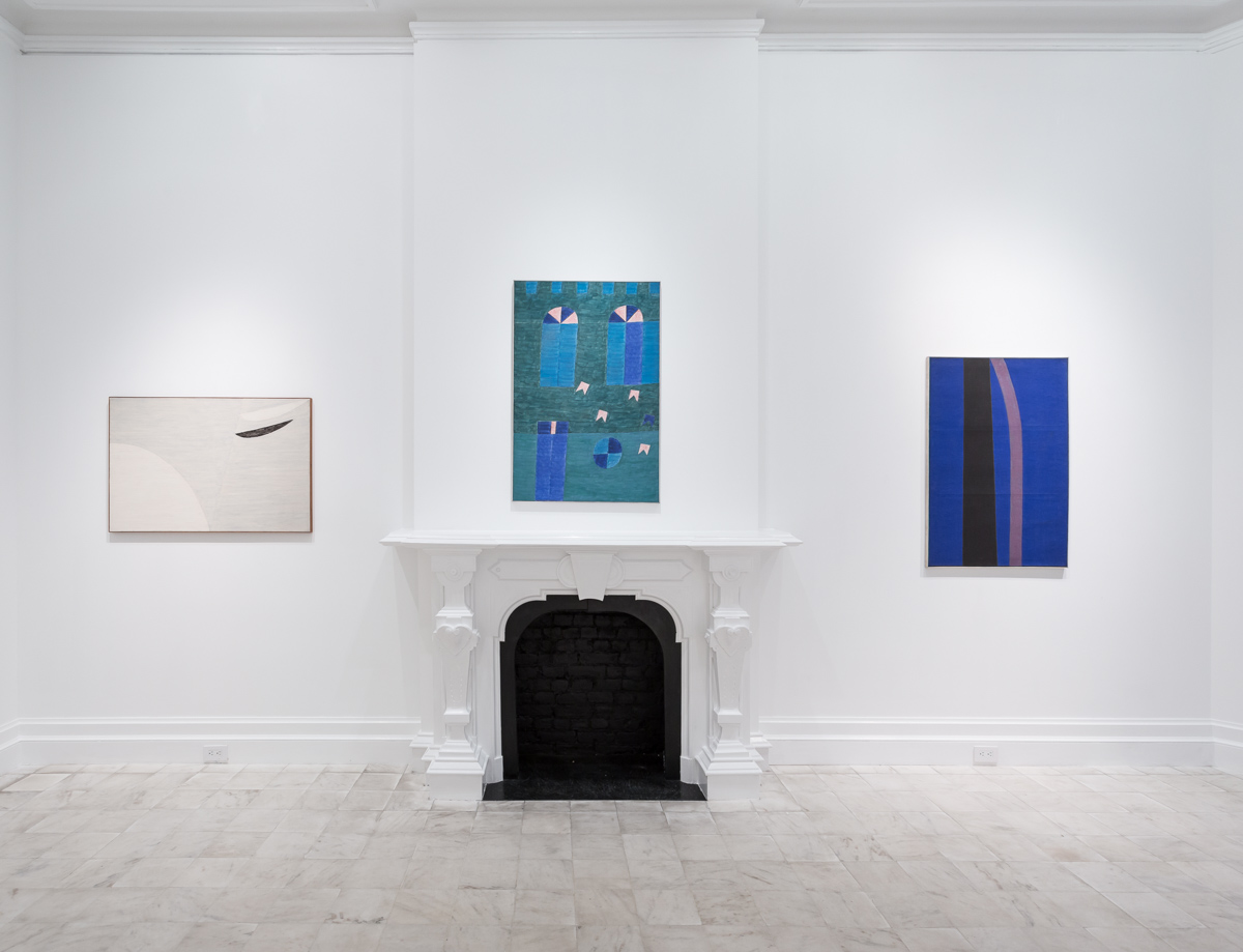Alfredo Volpi, Installation view