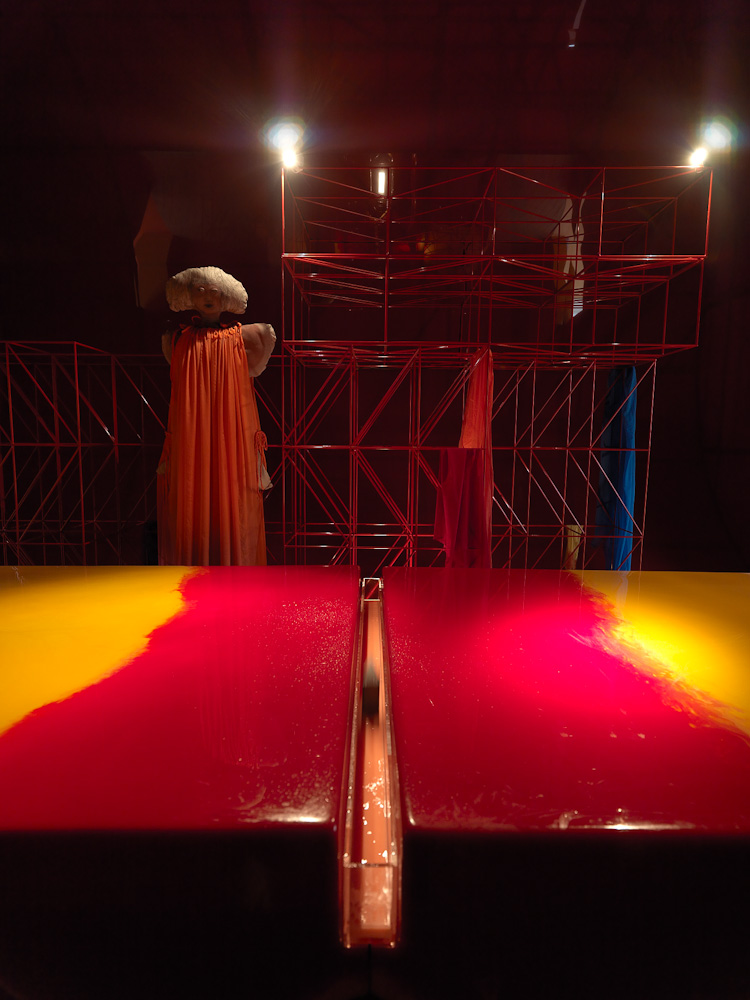 Kai Althoff, Installation View: Kunsthalle Zurich