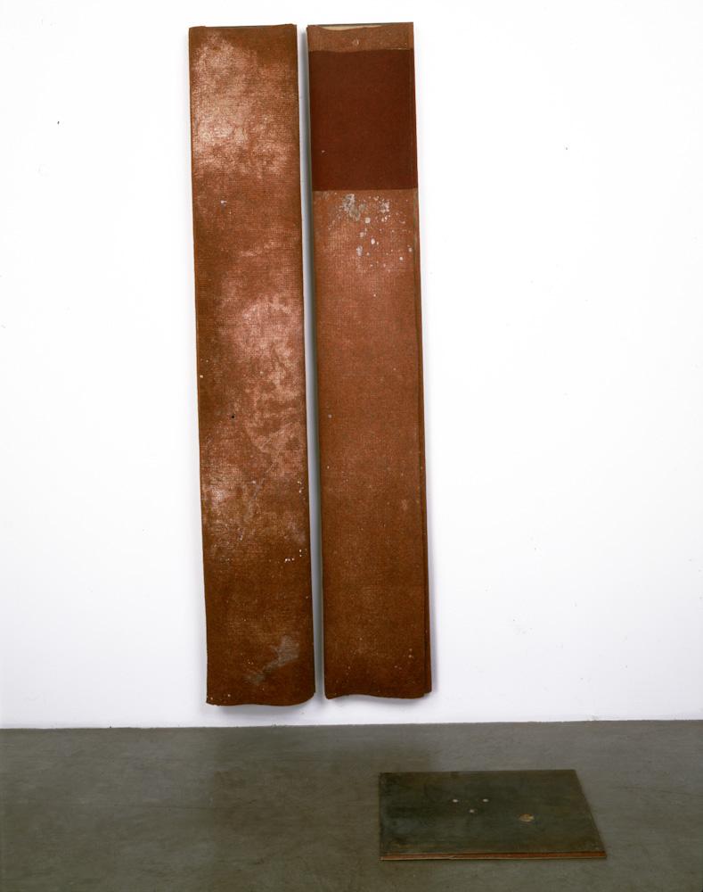 Miroslaw Balka, 190 x 30 x 7, 190 x 30 x 7, 50 x 42 x 1