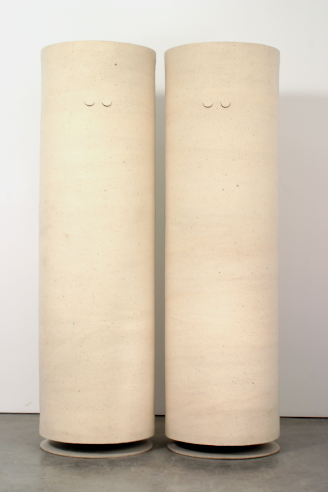 Miroslaw Balka, 2 x (60 x 62 x 200)