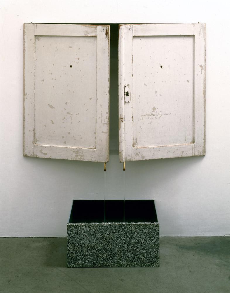 Miroslaw Balka, 89 x 106 x 66