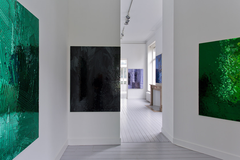 Jim Hodges, Installation view
