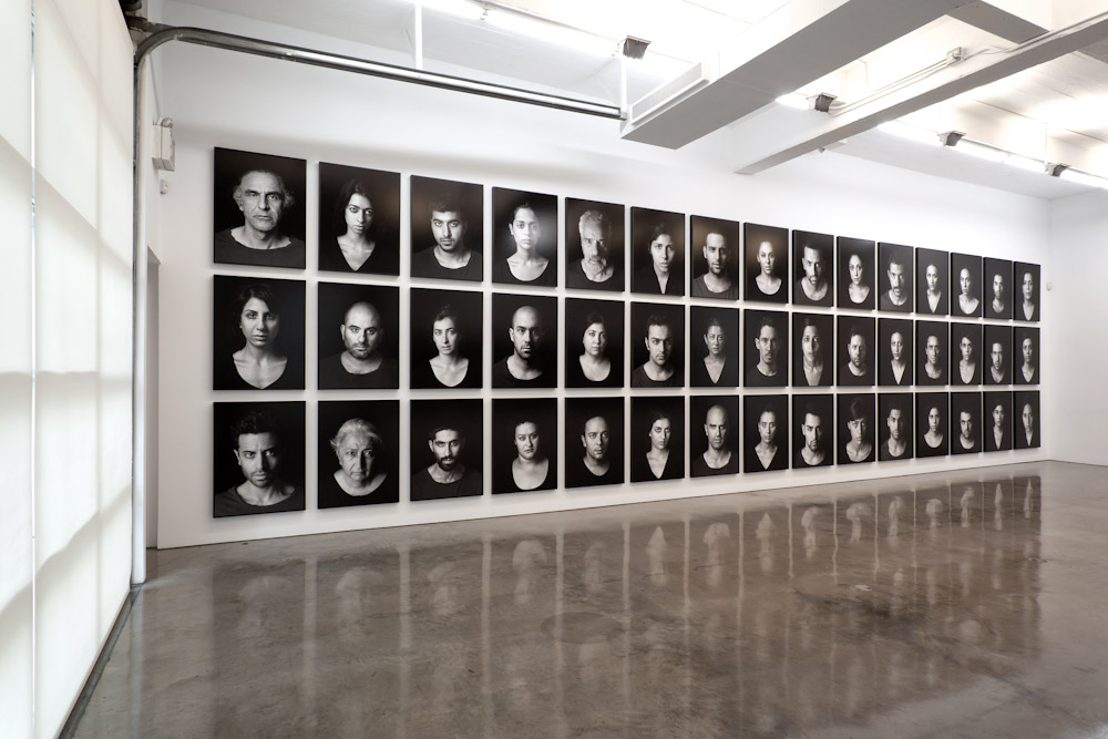Shirin Neshat, Installation View,