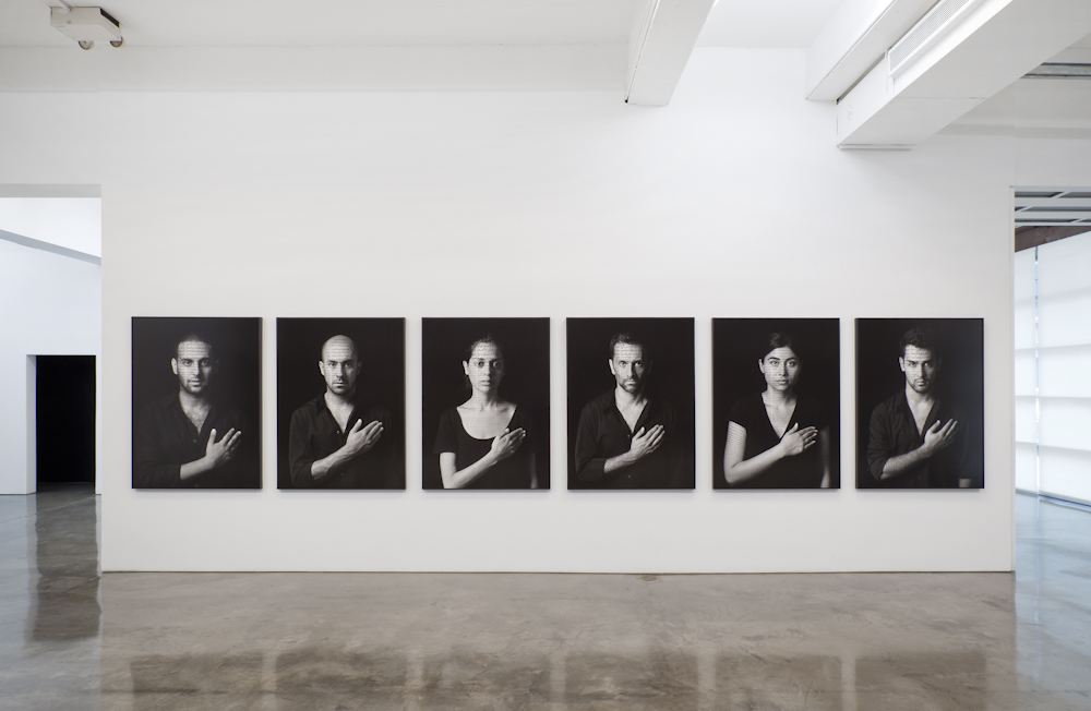 Shirin Neshat, Installation view #2