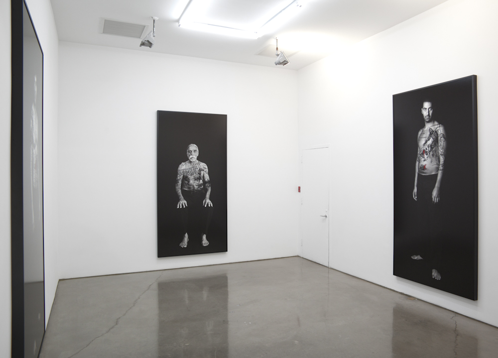 Shirin Neshat, Installation view #6