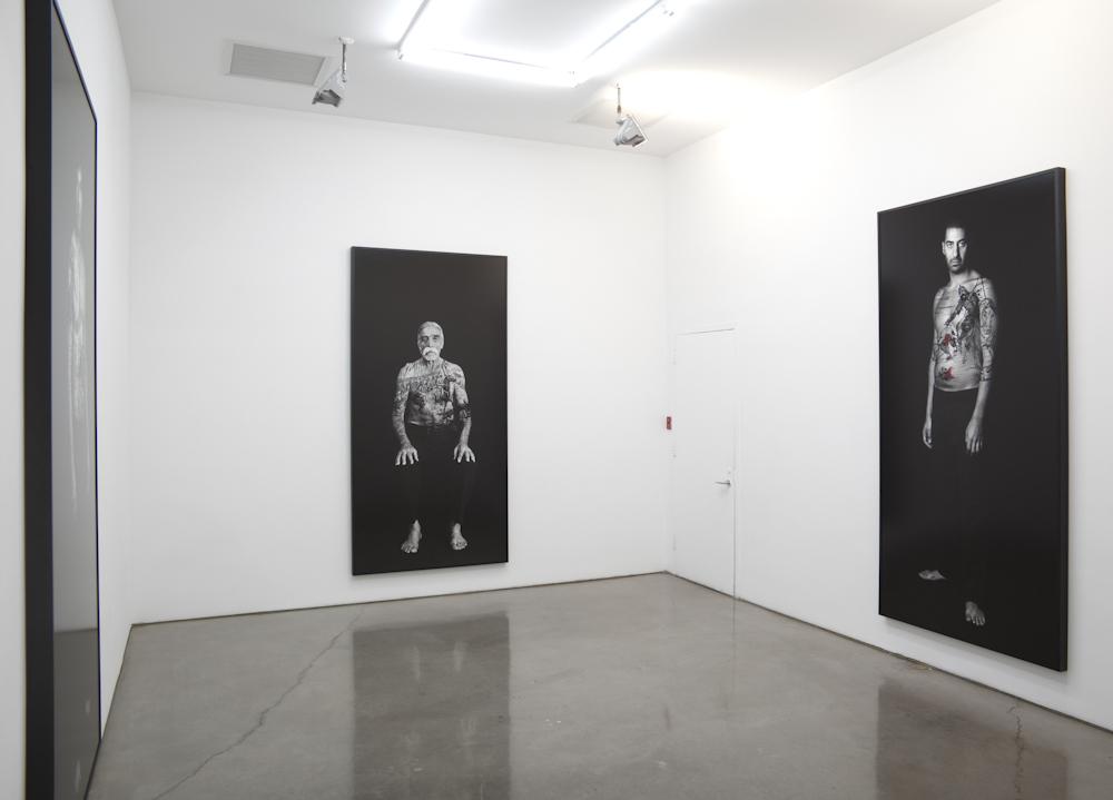 Shirin Neshat, Installation view #6