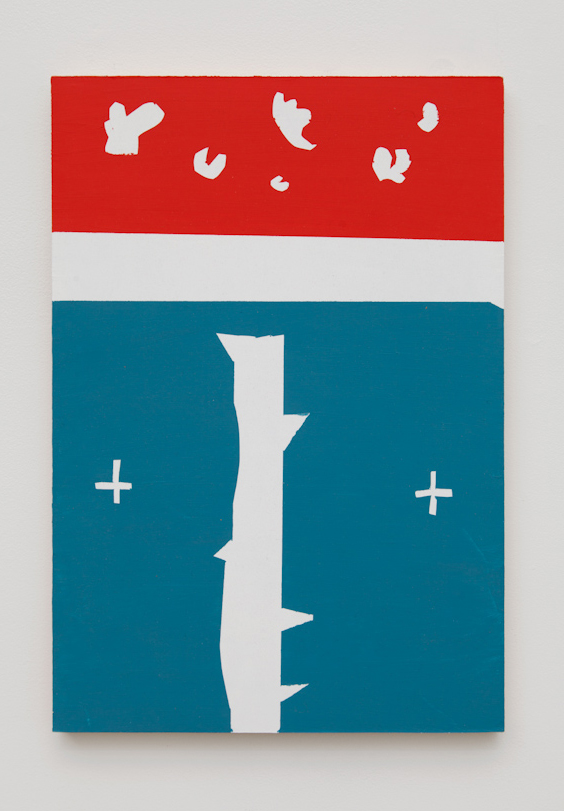 Richard Aldrich, Matisse Shapes