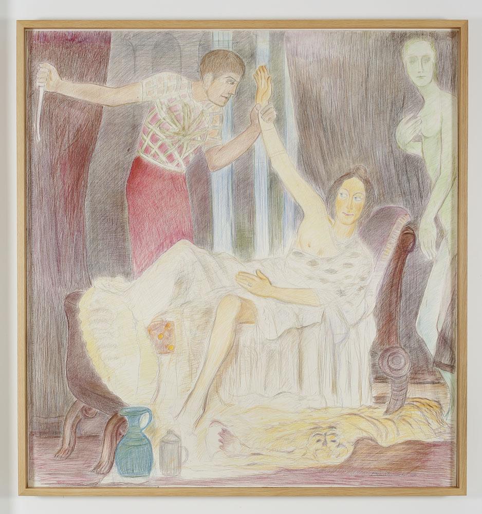 Pierre Klossowski, Lucrèce et Tarquin