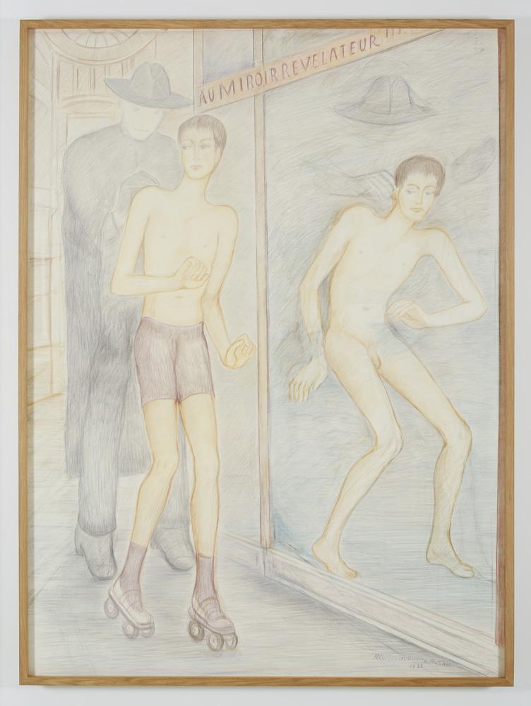 Pierre Klossowski, Le Miroir Révélateur