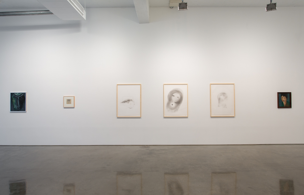 , Installation view