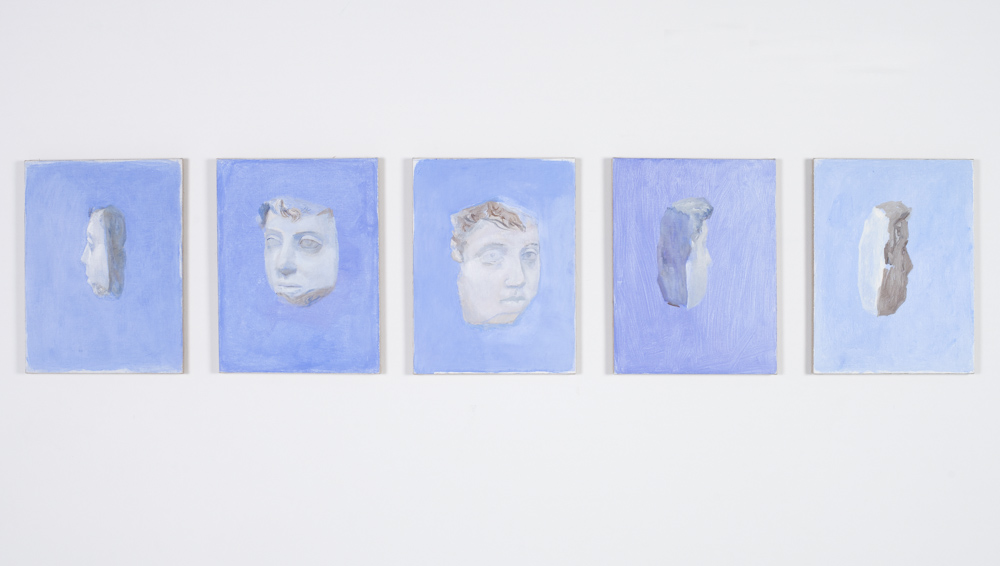Cecilia Edefalk, To View the Painting from Within (first version)