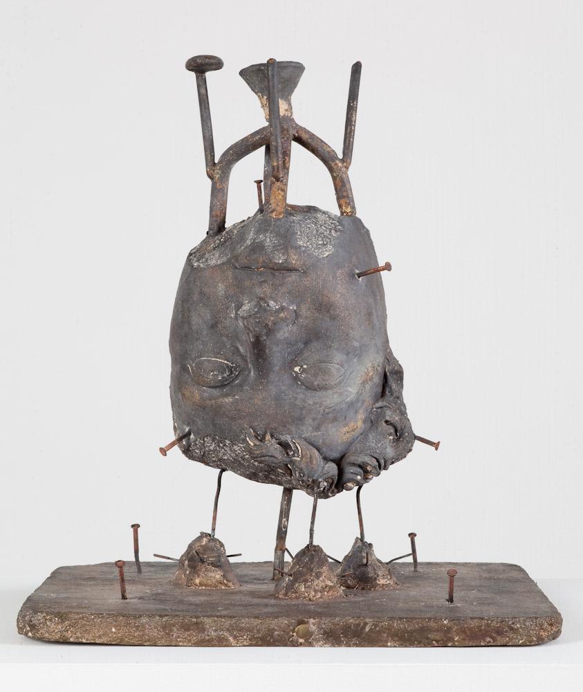 Cecilia Edefalk, Portrait of a Sculpture