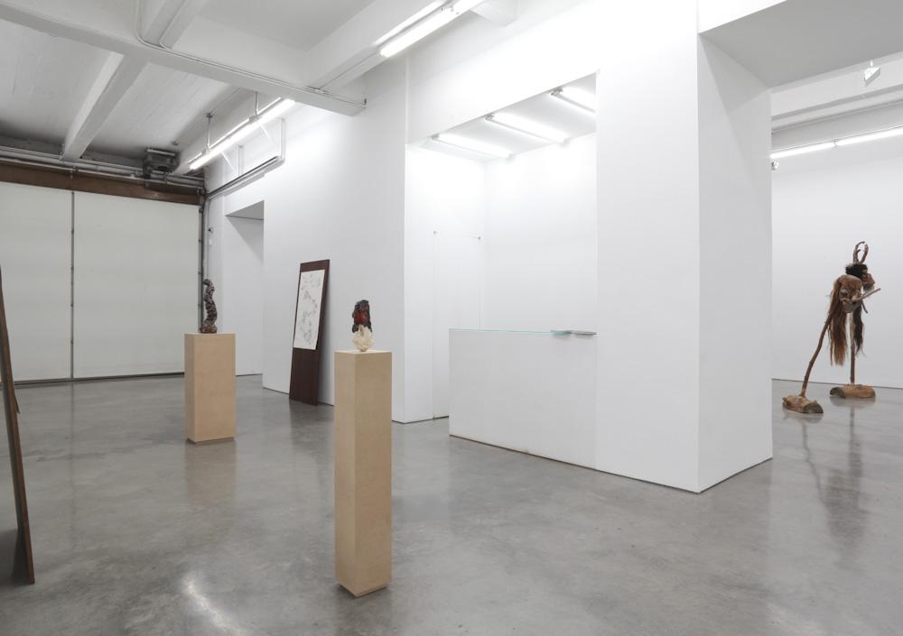 Cameron Jamie, Installation View