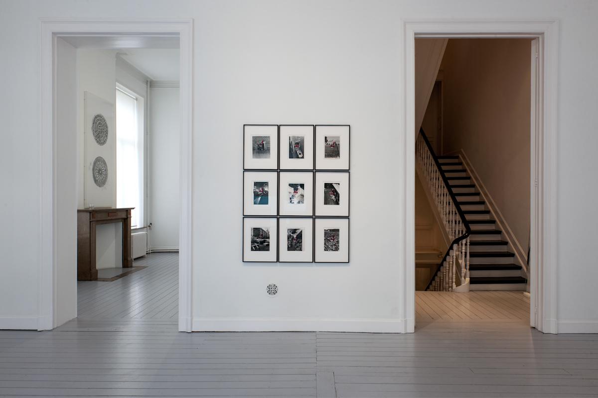 Cyprien Gaillard, Installation view