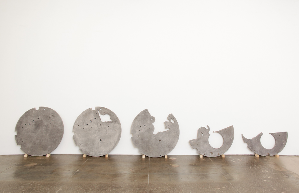 Damián Ortega, Ensamble Structure