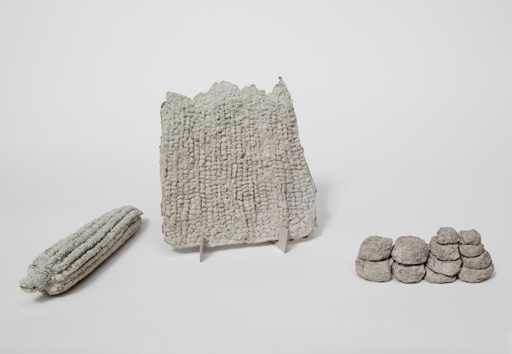 Damián Ortega, Corn Monument/