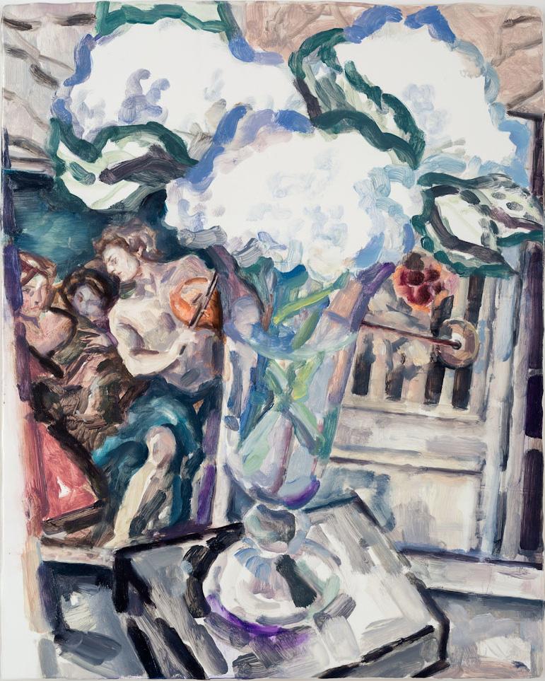 Elizabeth Peyton, Dreamt Baroque Masterworks