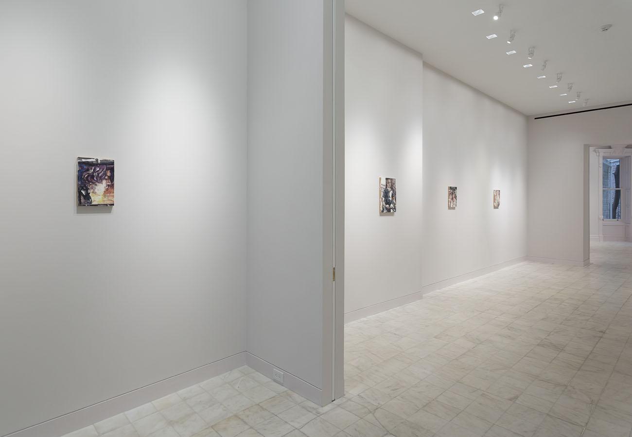 , Installation view