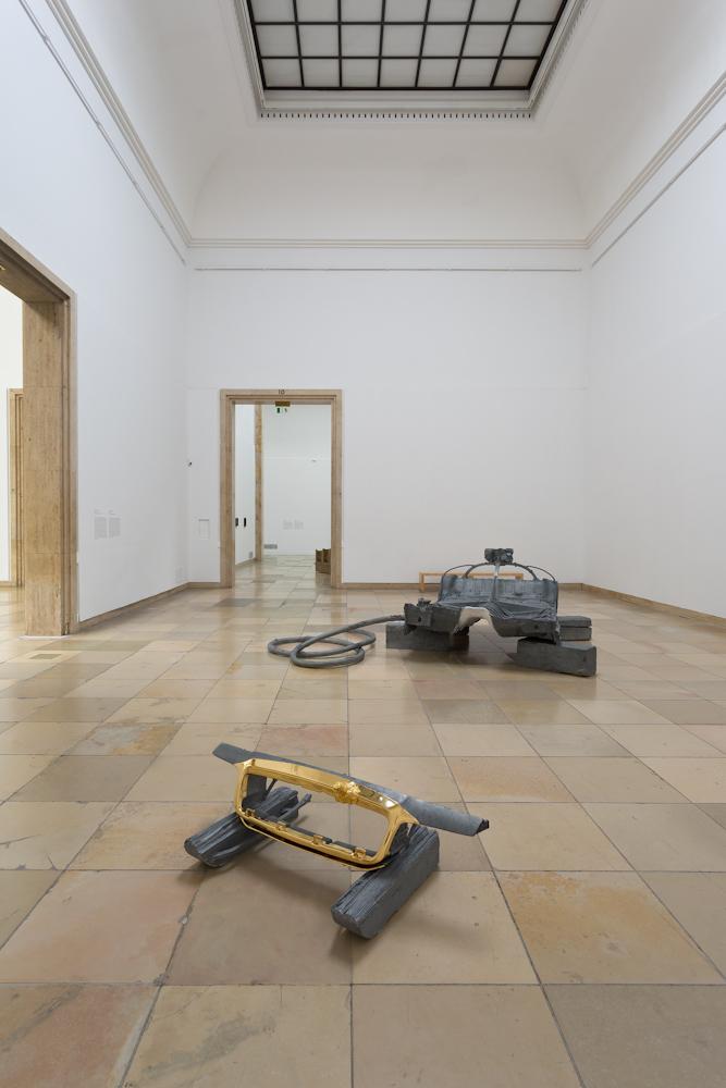 Matthew Barney, Installation View: Matthew Barney