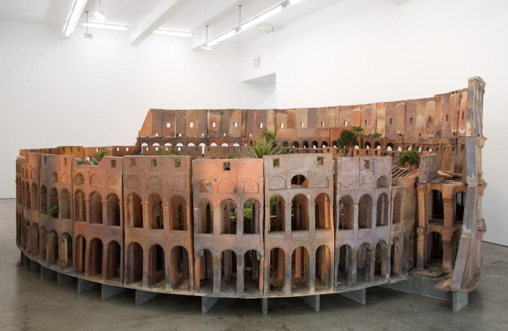 Huang Yong Ping, Colosseum