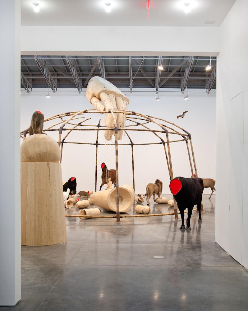 Huang Yong Ping, Circus