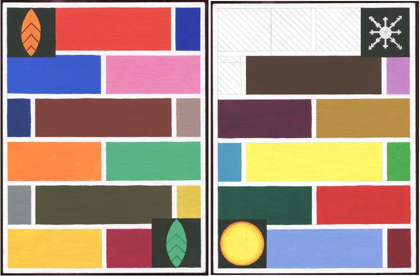 Kasper Bosmans, Legend: Color Reference (Utensil)