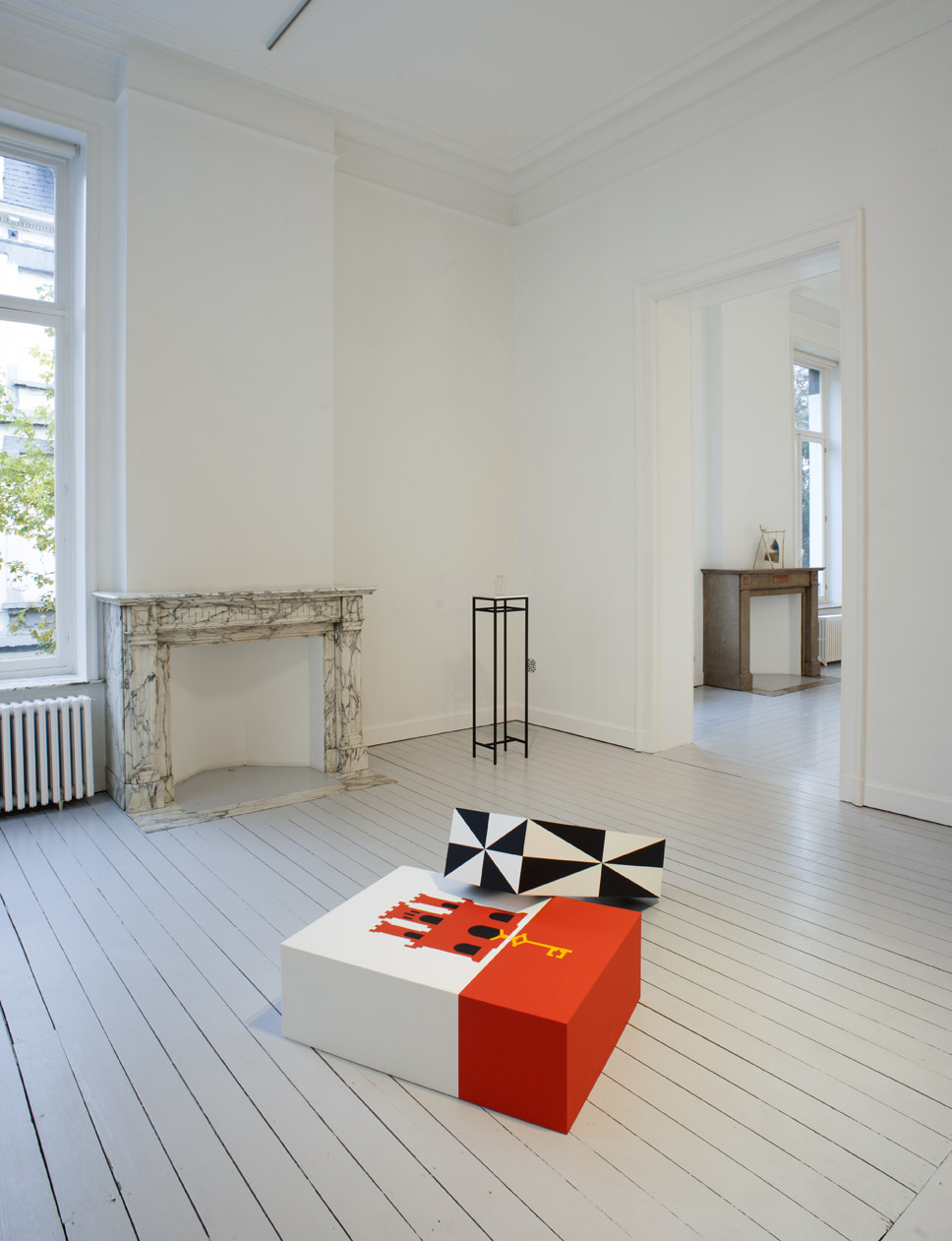 Kasper Bosmans, Installation view
