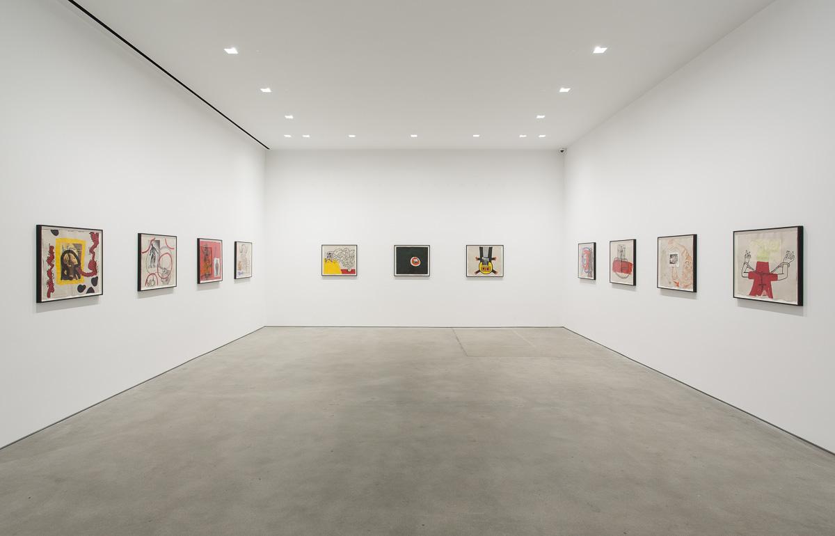 Keith Haring 2018, Install