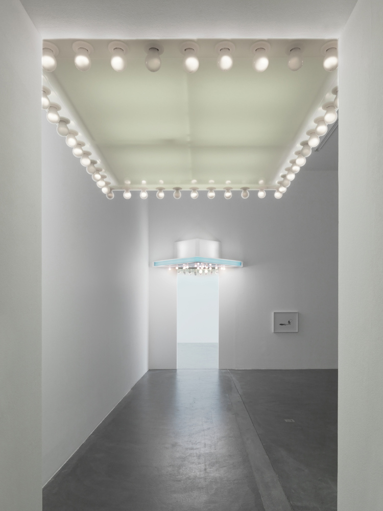 Philippe Parreno, Installation view