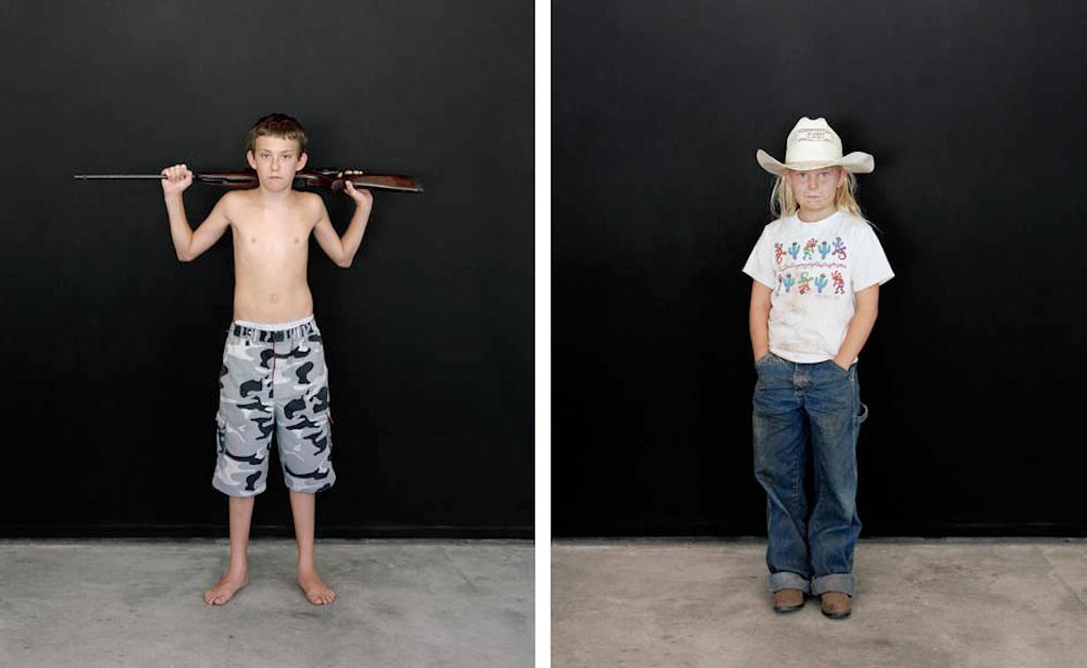 Sharon Lockhart, Pine Flat Portrait Studio Mikey, Sierra