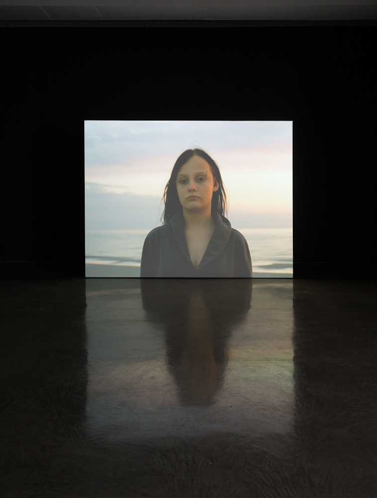 Sharon Lockhart, Installation view