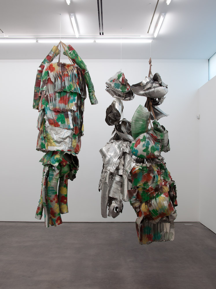 Marisa Merz, Living Sculpture