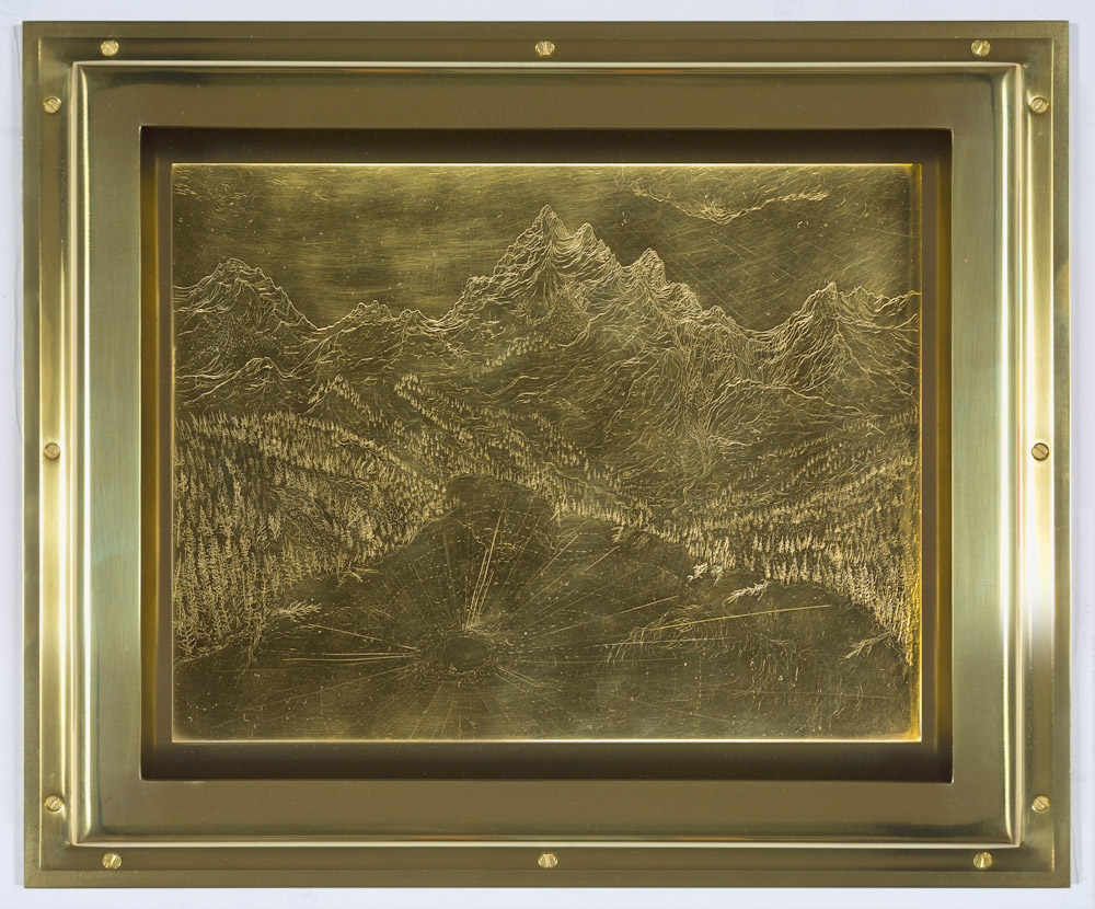 Matthew Barney, River of Fundament: Sawtooth National Monument