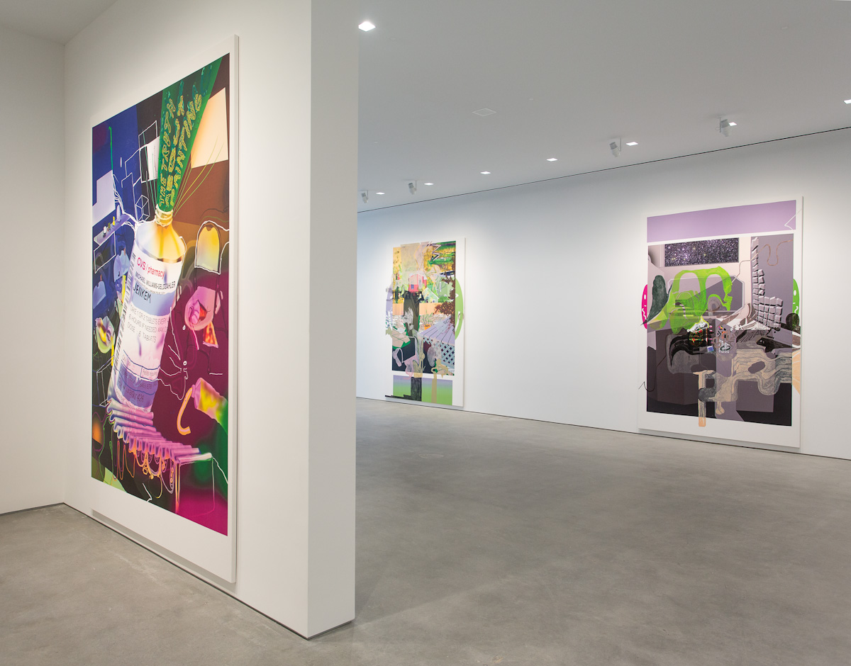 Michael Williams, Installation view