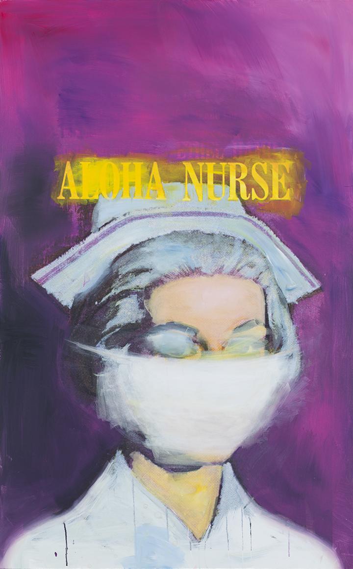 Richard Prince, Aloha Nurse