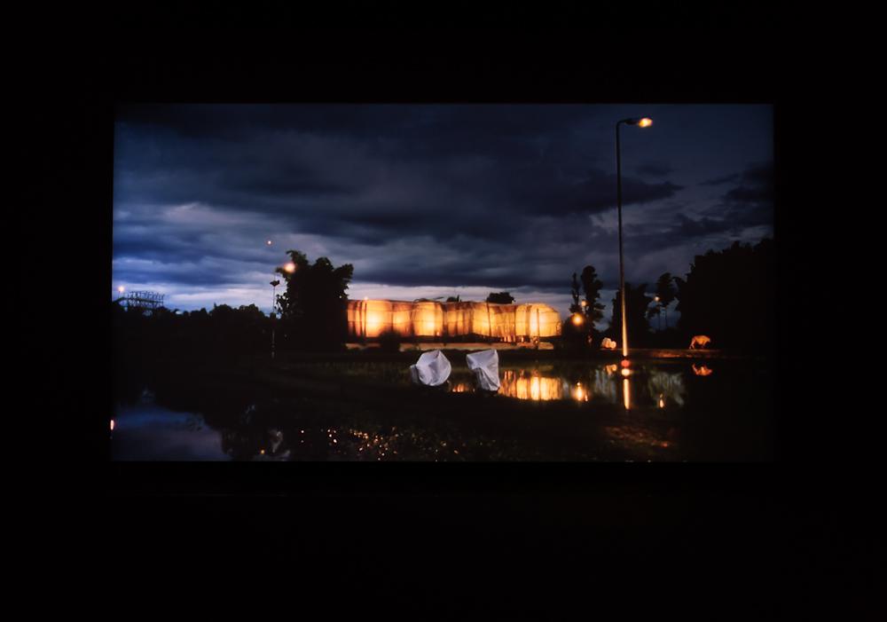 Philippe Parreno, Installation view
