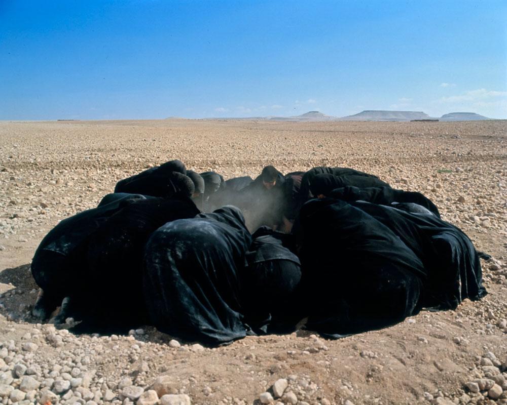 Shirin Neshat, Passage Series