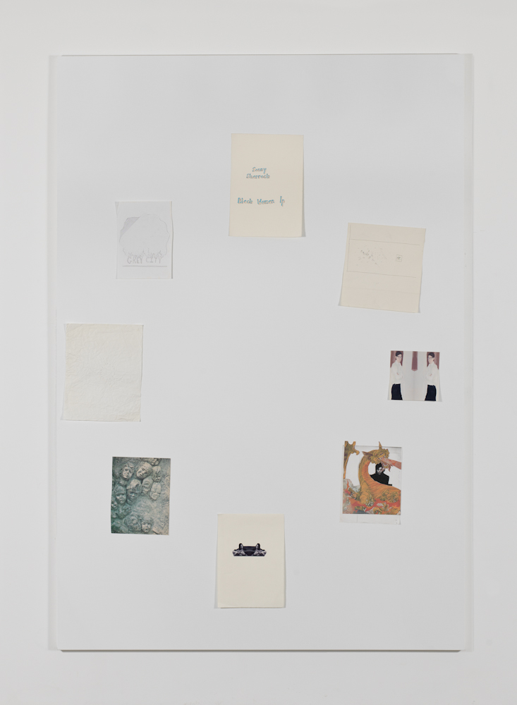 Richard Aldrich, Narrative with Eight Drawings in a Circle