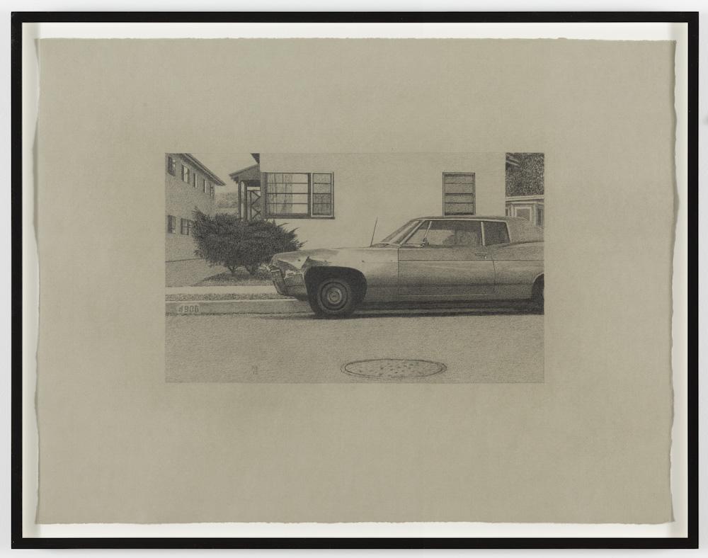Robert Bechtle, Malibu 4906
