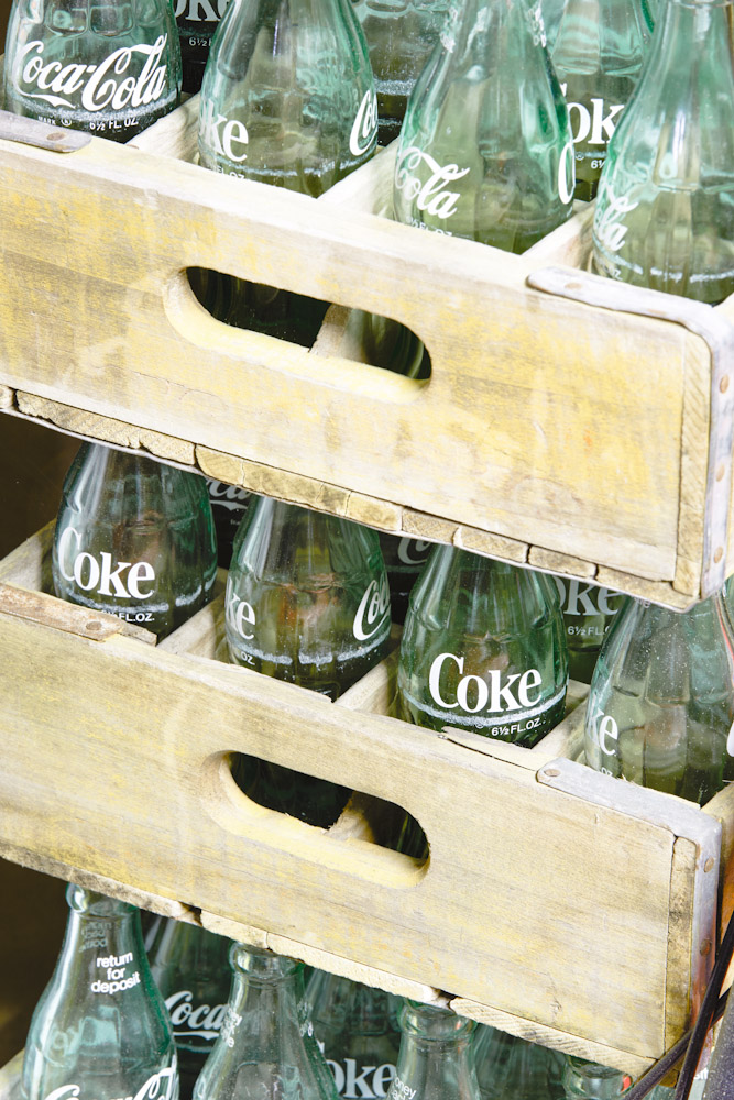 Roe Ethridge, Coke Bottles