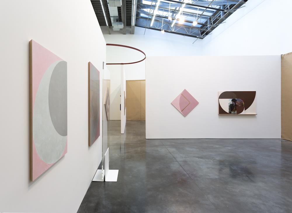 R. H. Quaytman, Installation view