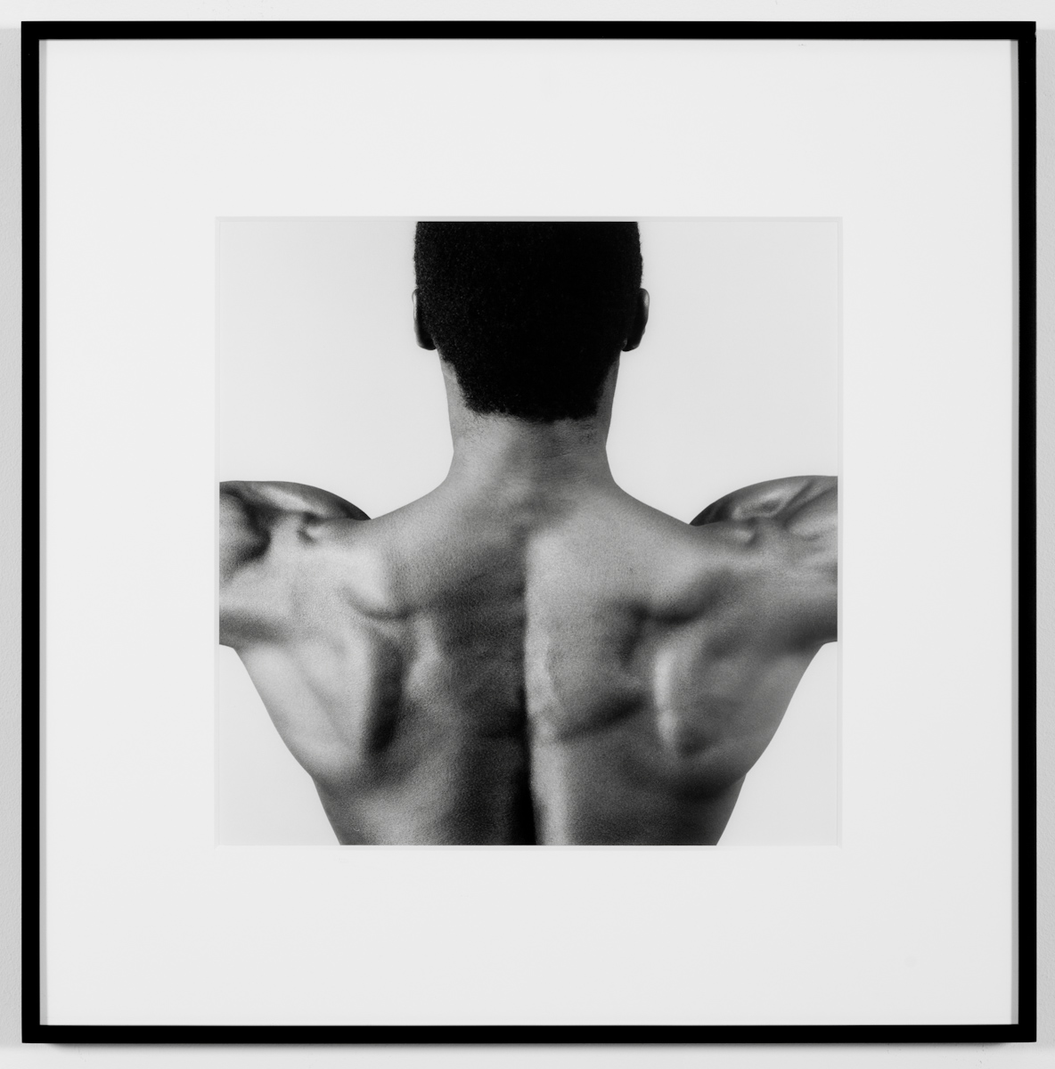 Robert Mapplethorpe, Derrick Cross