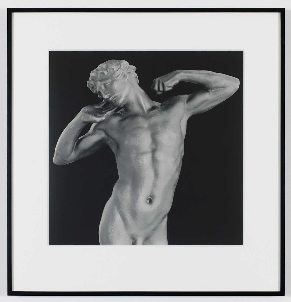 Robert Mapplethorpe, The Sluggard