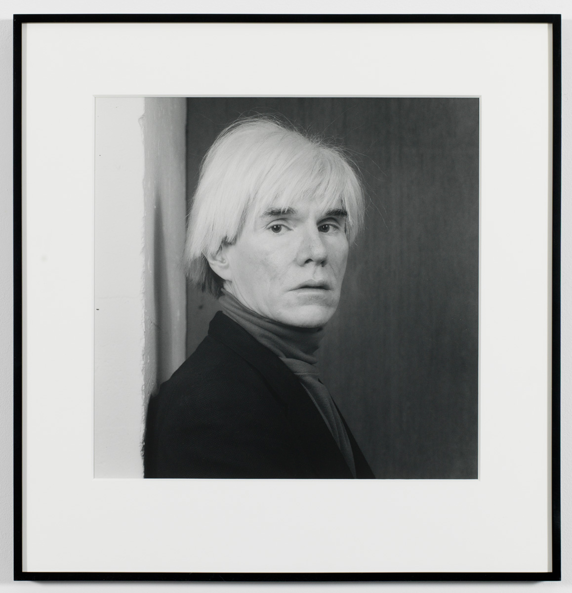 Robert Mapplethorpe, Andy Warhol